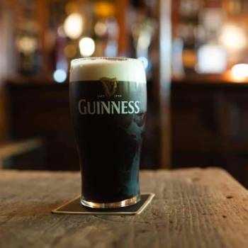 Guinness bar restaurant Laroque Les Alberes